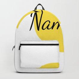 Namaste Modern Backpack