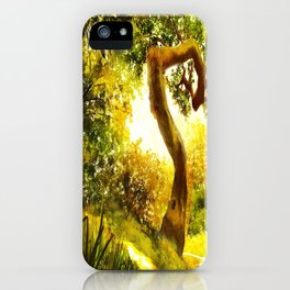 Mind's Eye - Light iPhone Case