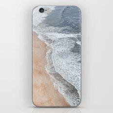 Sand, Sea, and Peace iPhone Skin