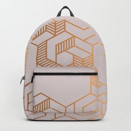Hex 612 Copper Backpack