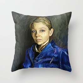 In the Style of... Vincent Van Gogh, 2010 Throw Pillow