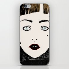 Gretta iPhone & iPod Skin