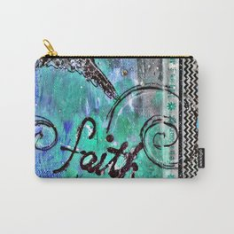 Faith in the Journey Carry-All Pouch