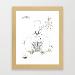 It's All About The Chicks Framed Art Print