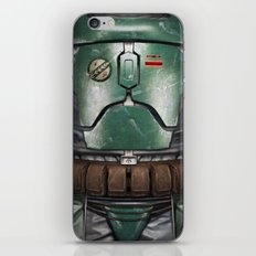 Bounty Hunter. iPhone & iPod Skin