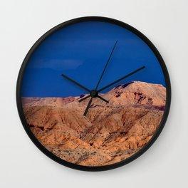 Desert Storm's Abrew'n II Wall Clock