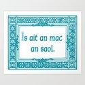 Is ait an mac an saol by paladinfreelance