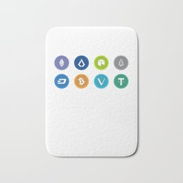Cryptocurrency Is My Thing Bitcoin BTC Bath Mat