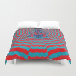 Ganesh Power Duvet Cover