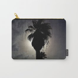 Silhouette in Palm Carry-All Pouch