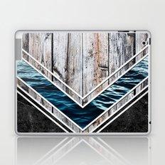 Striped Materials of Nature II Laptop & iPad Skin