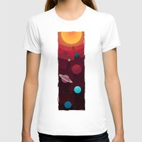solar system T-shirts featuring Solar System by badOdds