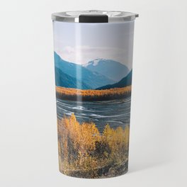 Alaskan Autumn - Kenai Fjords National Park Travel Mug