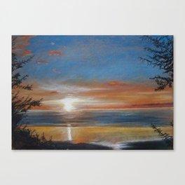 Summer Stunner Canvas Print