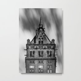 The Sherry-Netherland Metal Print