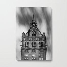 The Sherry-Netherland Metal Print