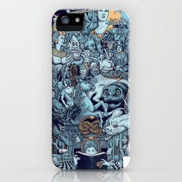 This Story Never Ends iPhone Case