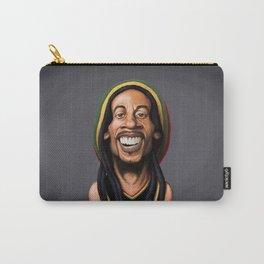 Celebrity Sunday - Robert Nesta Marley Carry-All Pouch