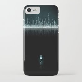 TRON CITY iPhone Case