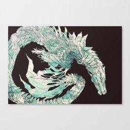 The Kelpie Canvas Print