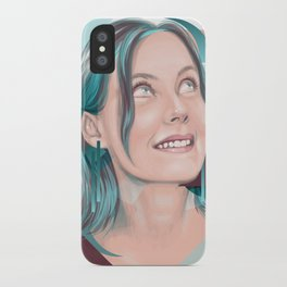 Lovely Lulu iPhone Case