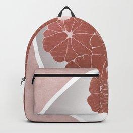 Feeling Zesty - Pink Grapefruit  Backpack