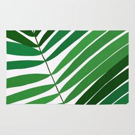 Tropical plant III Rug