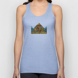 CROWN Unisex Tank Top
