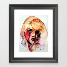 Acerbic Framed Art Print