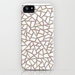 Gridlock One iPhone Case