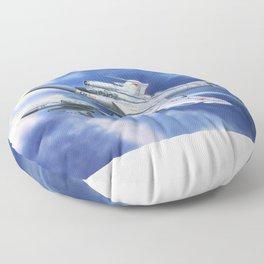 Yakovlev Yak28P Floor Pillow