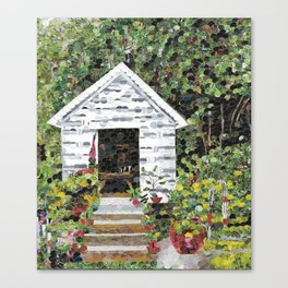 Well House Canvas Print