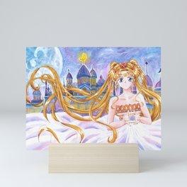 Neo Queen Serenity Mini Art Print