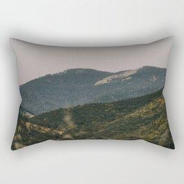 sequoia view Rectangular Pillow