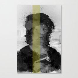 N°3 Canvas Print