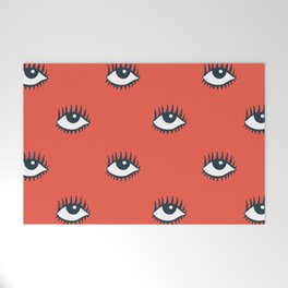 EYES POP Welcome Mat