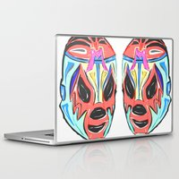 mexico Laptop & iPad Skins featuring MEXICO by MANDIATO ART & T-SHIRTS