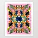 Tropical Kaleidoscope by mariaumievskaya