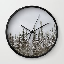 The Grand Attempt Wall Clock
