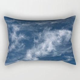 Cirrus Clouds 2 Rectangular Pillow