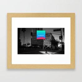 DD Phoenix Offsite Framed Art Print