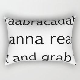 Abracadabra Rectangular Pillow
