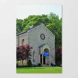 Mother of Sorrows Catholic Church (vertical) Canvas Print
