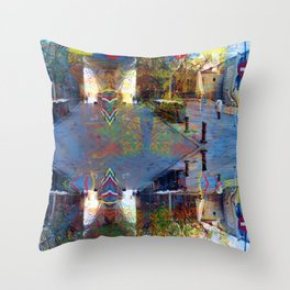Akin to recalling, instead; understood mimicry. 16 Throw Pillow