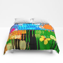 Mad Podge Comforters
