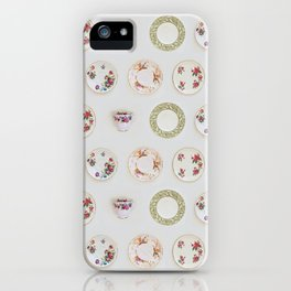 High Tea iPhone Case