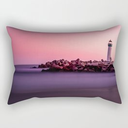 purple sea #society6 #decor #buyart #homedecor Rectangular Pillow