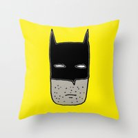 gotham Throw Pillows featuring Gotham by short stories gallery