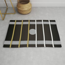 Guitar Neck Fretboard - Music Rug