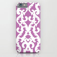 Modern Baroque Purple iPhone 6s Slim Case